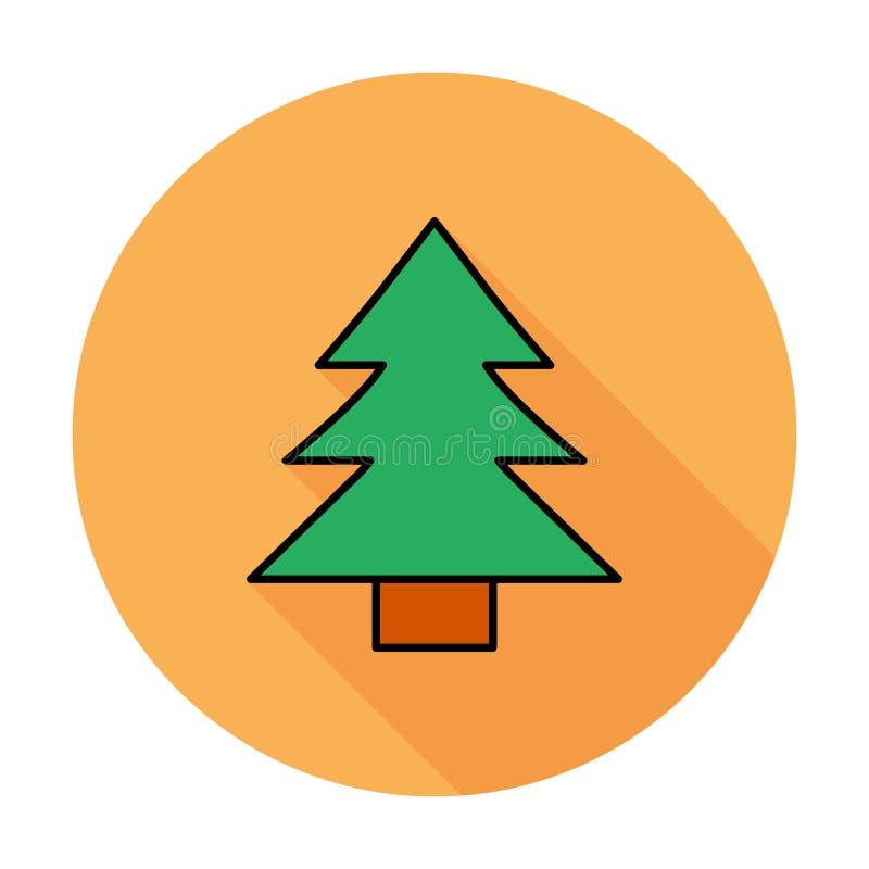 conifer иллюстрация штока