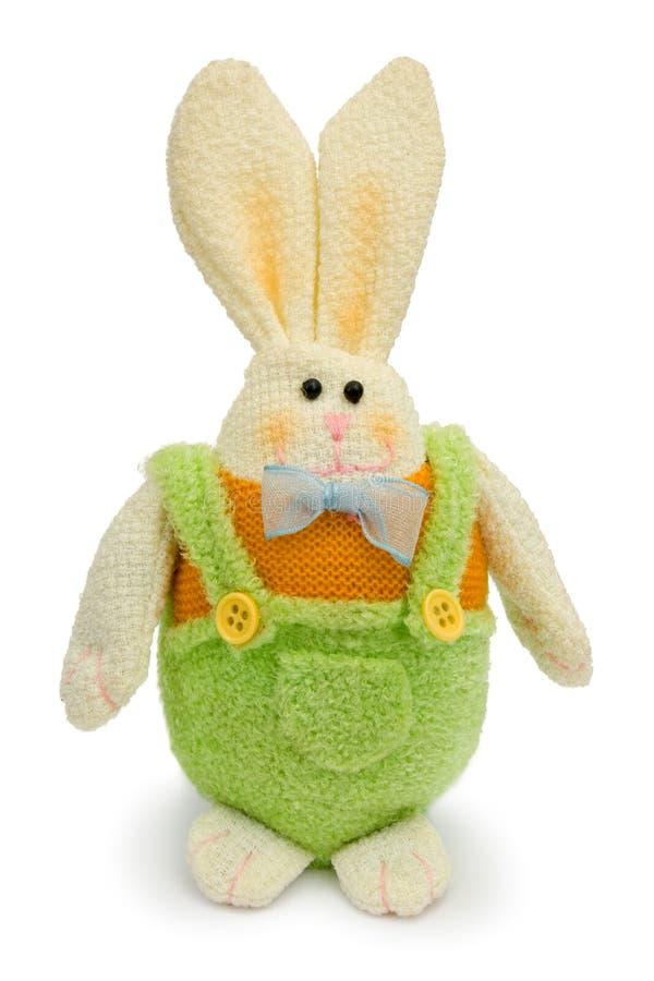 Coniglio (giocattolo) fotografia stock libera da diritti
