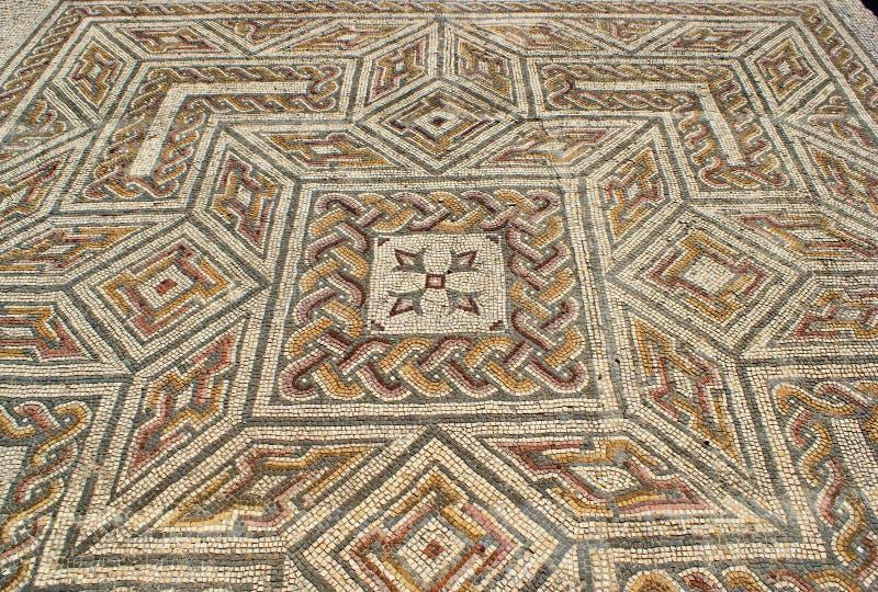 Conimbriga罗马废墟  免版税图库摄影