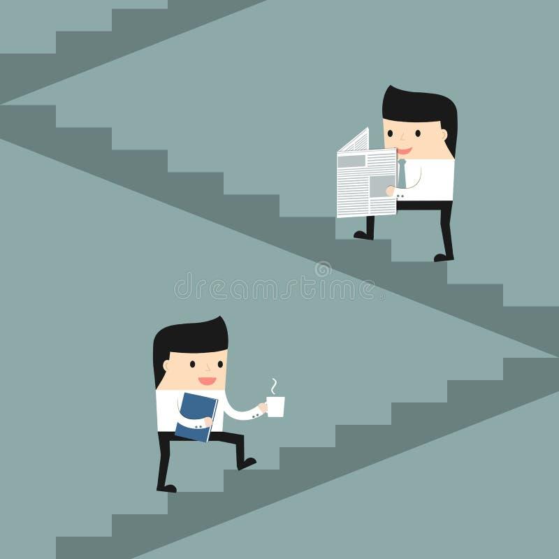 Download Conjoncture économique illustration de vecteur. Illustration du café - 56484573