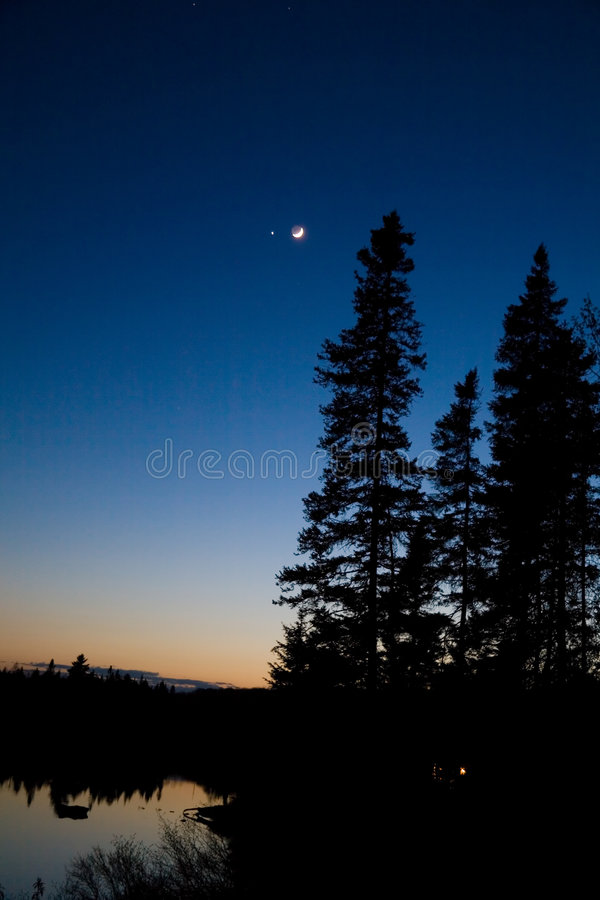 Conjunction stock images