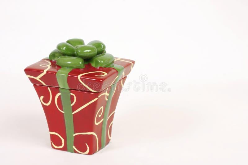 Conjunto De La Navidad Fotografía de archivo