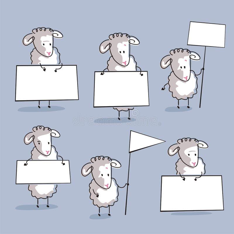 Conjunto de las ovejas