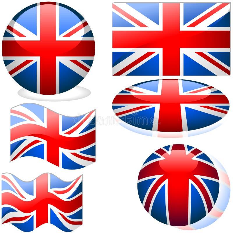 Conjunto de Reino Unido libre illustration