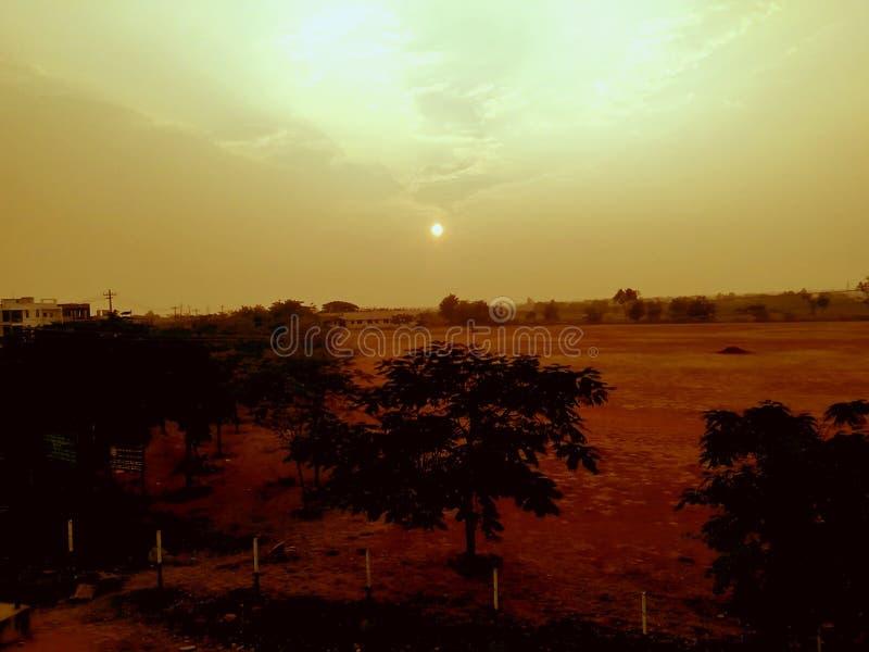Conjunto de Sun fotos de archivo
