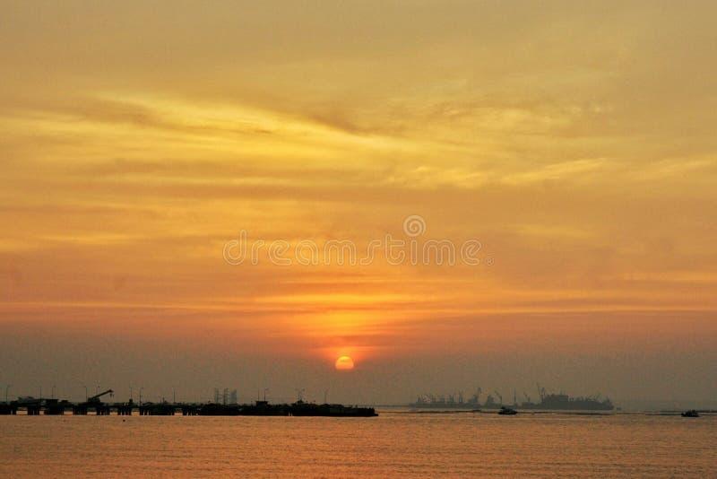Conjunto de Sun foto de archivo