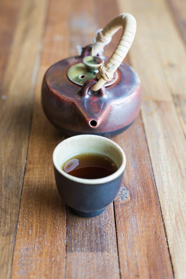 Download Conjunto de té asiático imagen de archivo. Imagen de sano - 42438173