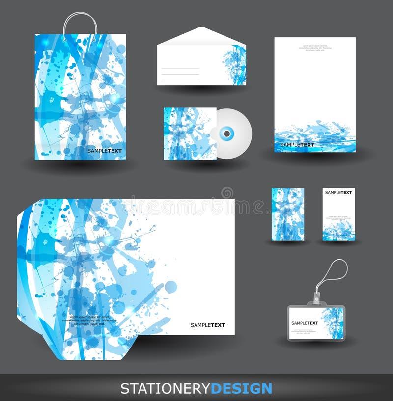 Conjunto inmóvil del diseño stock de ilustración