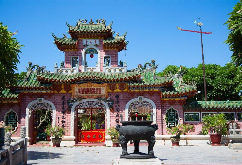 Conjunto salão chinês foto de stock