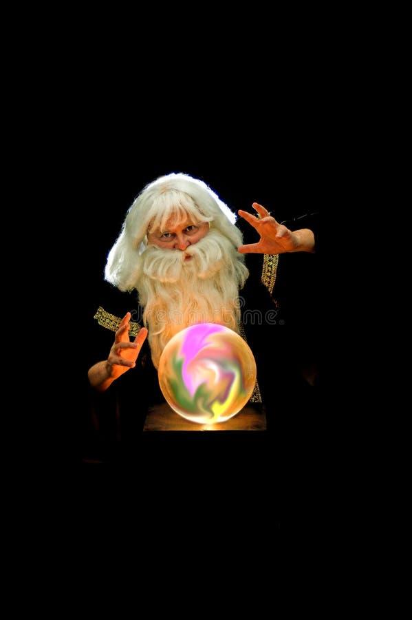 Conjurer fotografia stock