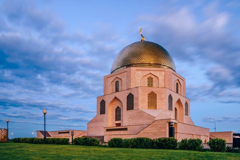 Conmemorativo firme adentro Bolgar, Rusia imágenes de archivo libres de regalías