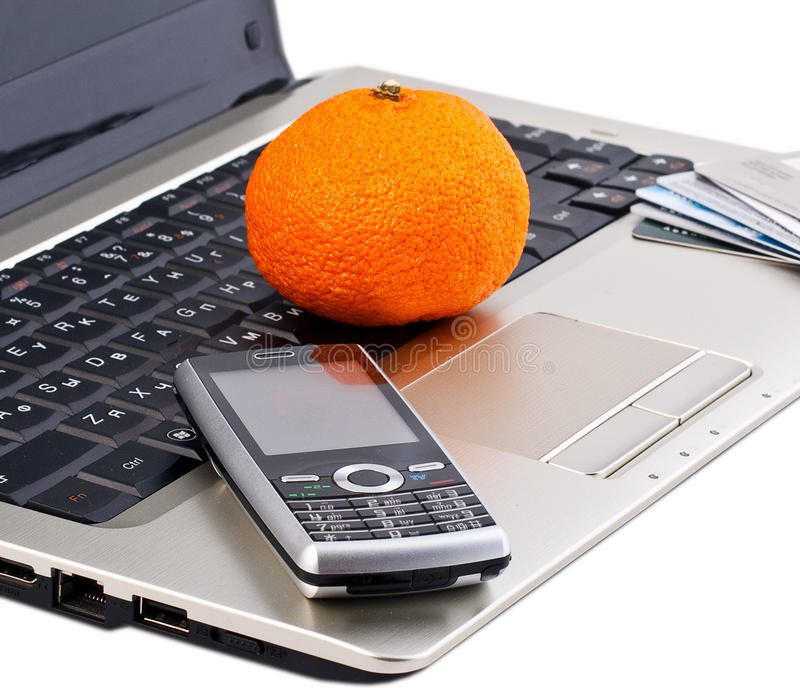 Download Connect stock image. Image of computer, gray, smart, objects - 13135599