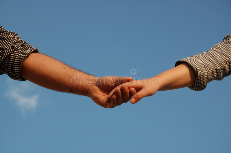 Download Connected hands stock photo. Image of together, hand, support - 17322