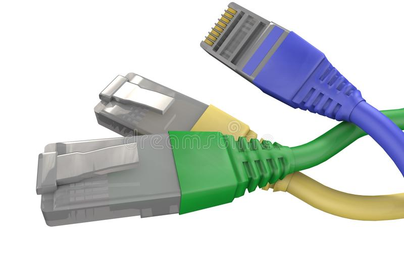 connecteur image libre de droits