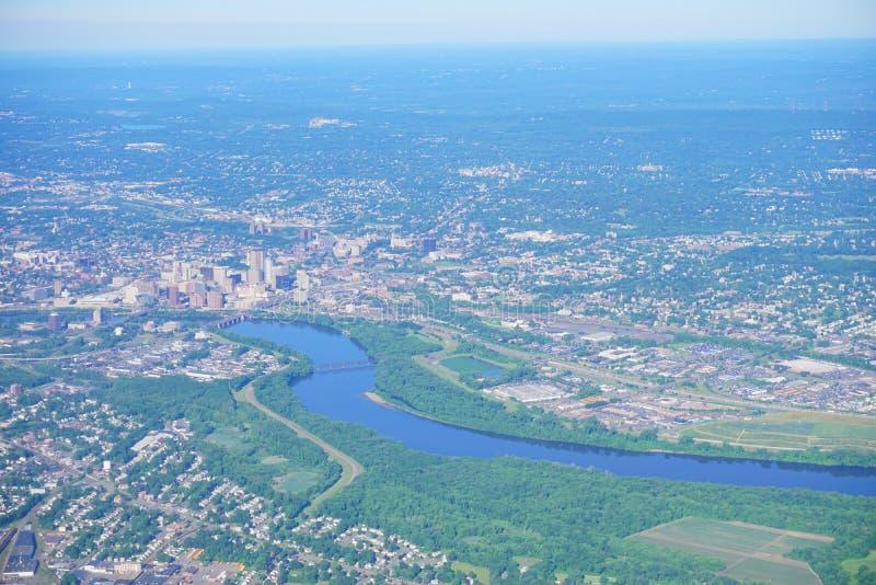 Connecticut River stockbilder