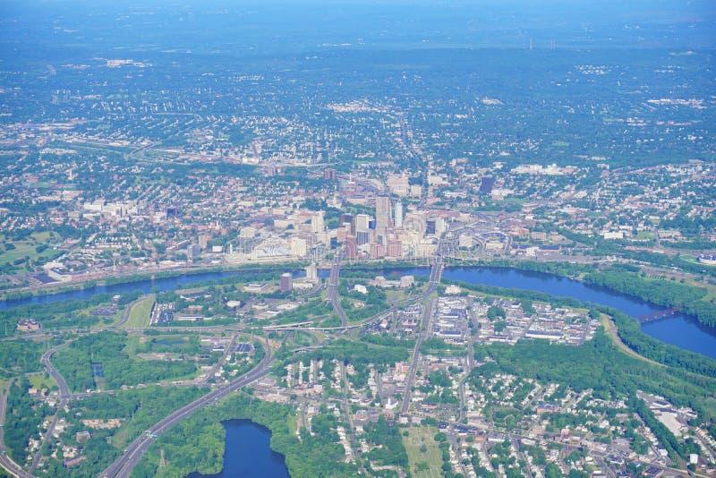 Connecticut River lizenzfreies stockfoto