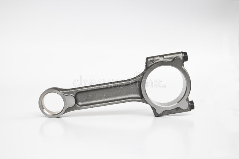 Connecting rod royalty free stock photography