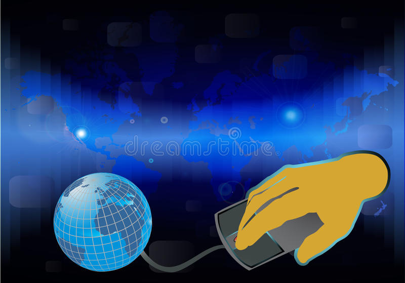 Download Connection design stock vector. Image of computer, mouse - 21112920