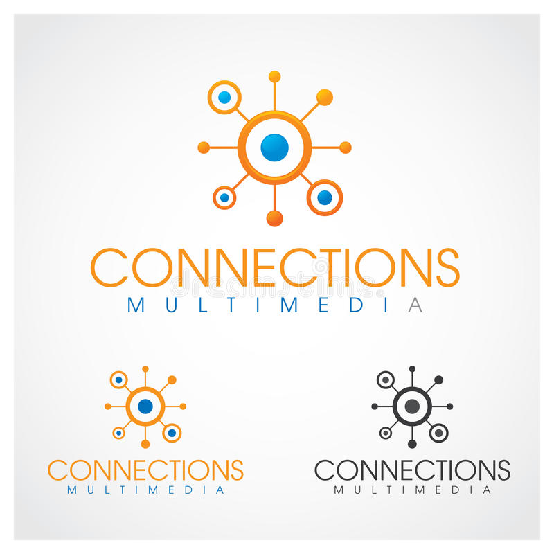 Download Connections Symbol stock vector. Illustration of partnership - 33459261
