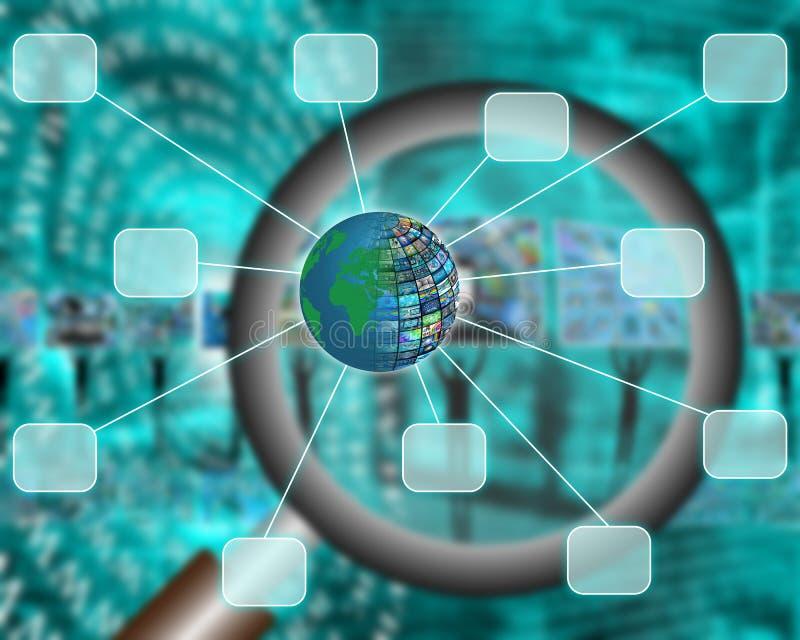 connectivité photo stock
