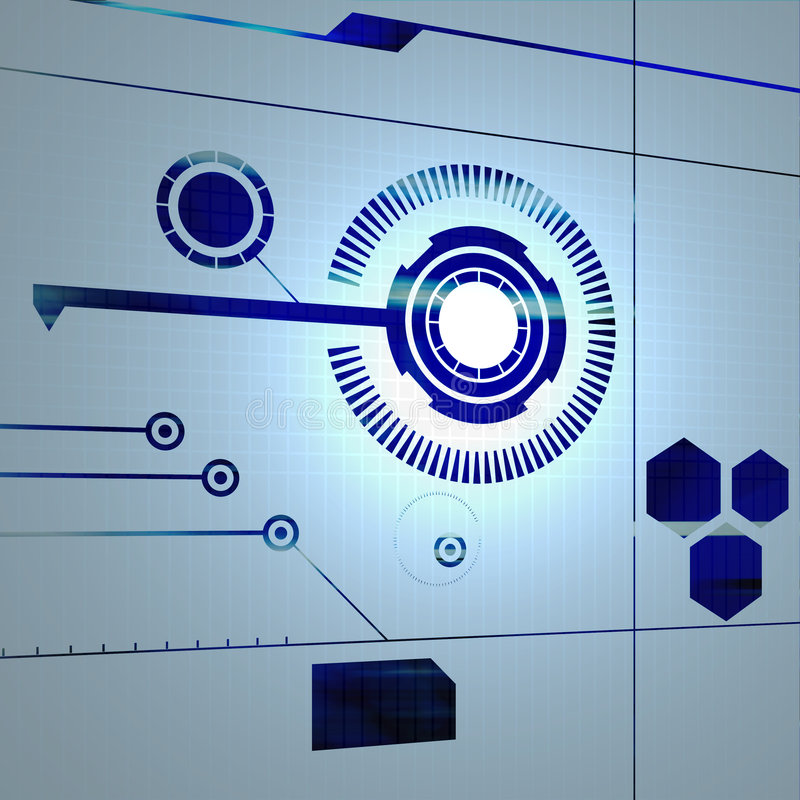 connectivityteknologi vektor illustrationer
