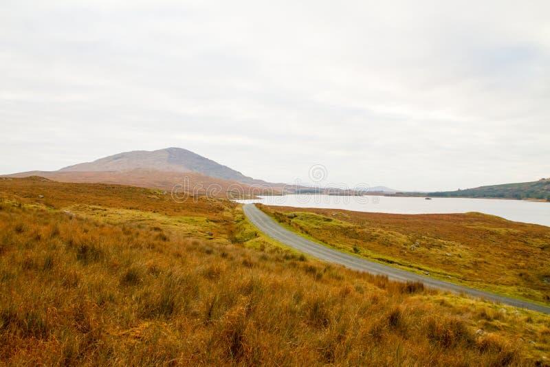 Connemara, Irland stockfotografie