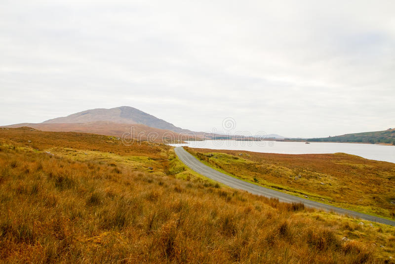 Connemara, Irlande photographie stock