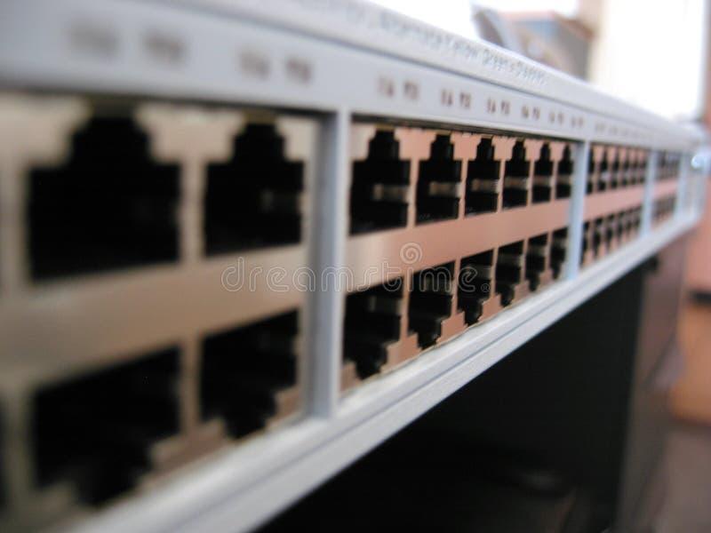 Connettività immagine stock