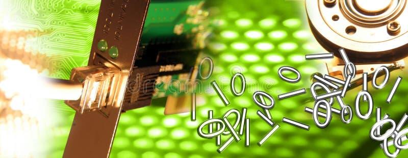 Connexion 2/3 illustration libre de droits