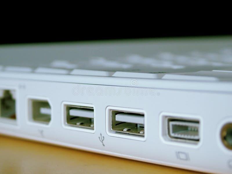 Connexion D USB Images stock