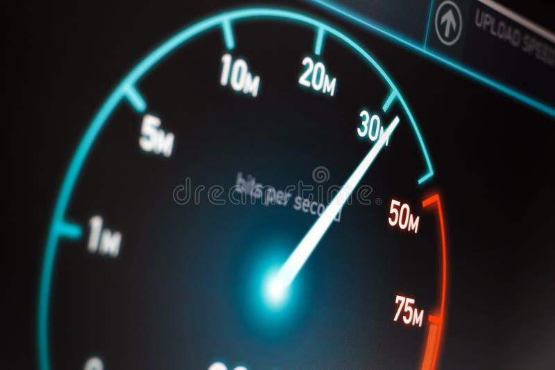 Connexion internet rapide photos stock