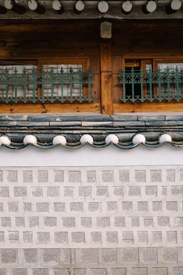 Connexion traditionnelle de mur photos libres de droits