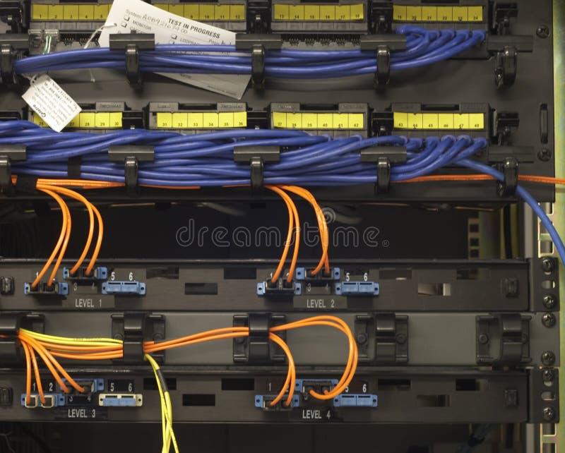 Connexions réseau photographie stock libre de droits