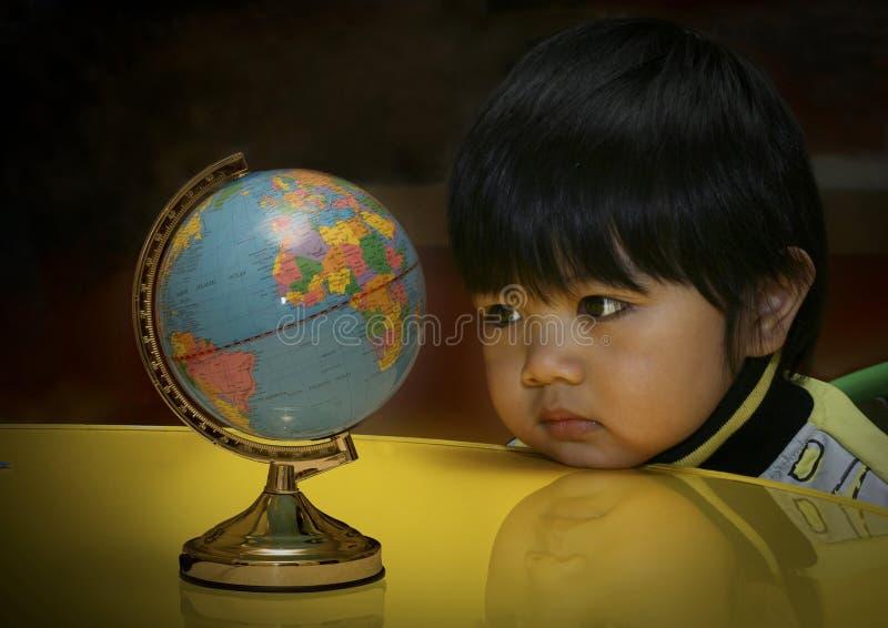 Consapevolezza ambientale immagini stock