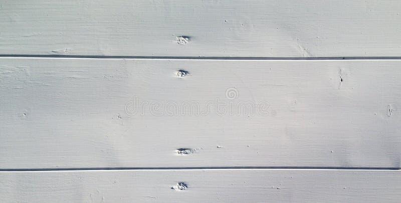 Conseil en bois blanc large illustration libre de droits