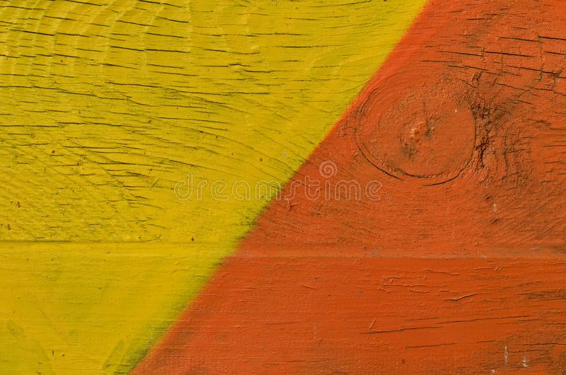 Conseil en bois coloré texturisé image stock