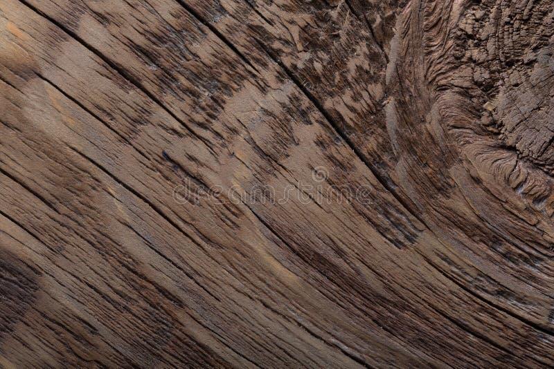 Conseil en bois superficiel par les agents approximatif Texture rustique pour le fond images libres de droits