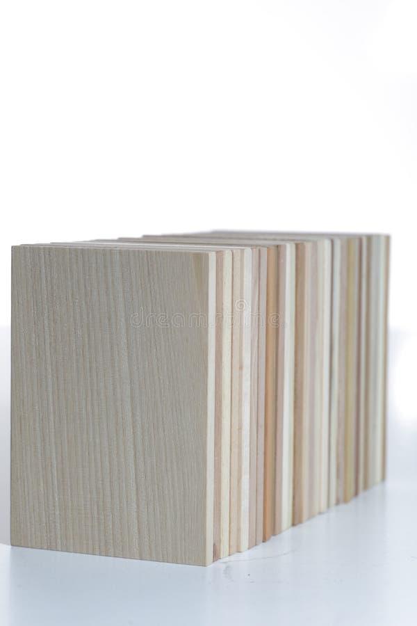 Conseils en bois photographie stock libre de droits
