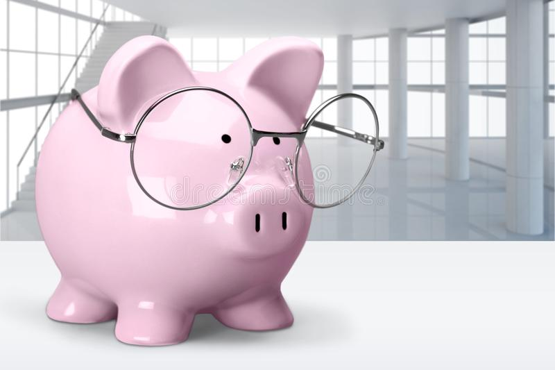 Conselheiro financeiro imagens de stock royalty free
