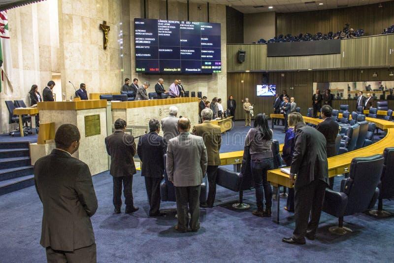 Conselho Municipal imagens de stock