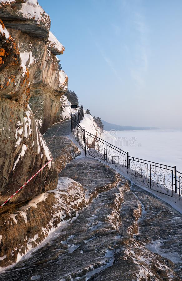 Conserva ao ar livre de Tomskaya Pisanitsa fotos de stock royalty free