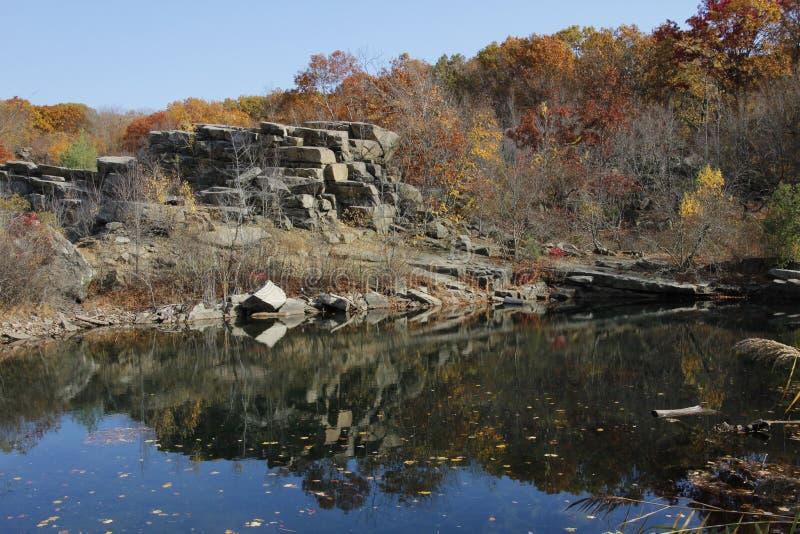Conserva do lago cranberry imagem de stock royalty free