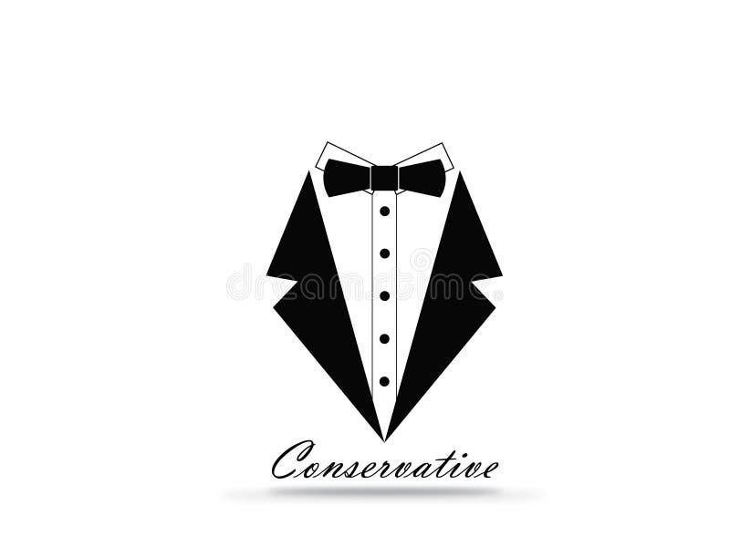 Conservador stock de ilustración