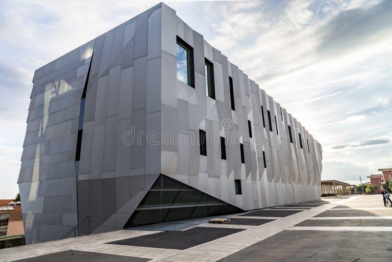 Conservatório de música famoso em Aix en Provence foto de stock royalty free
