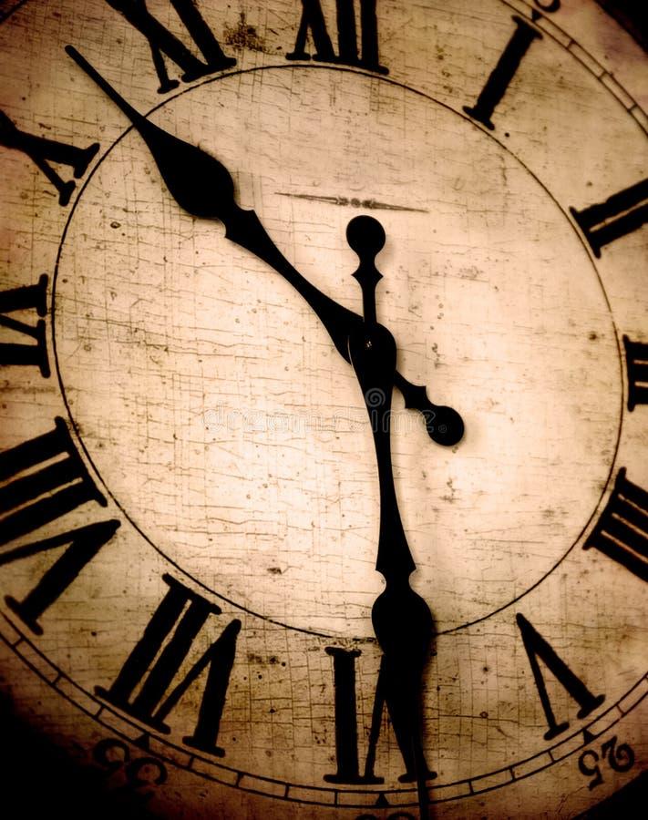 Conservation du temps photo libre de droits