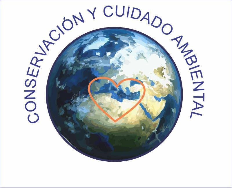 Conservation et soin environnemental photos libres de droits