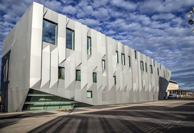 Conservatoire de musique dans Aix en Provence photographie stock libre de droits