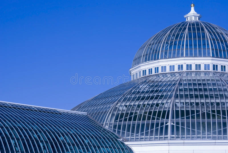 Conservatory Roof royalty free stock photography