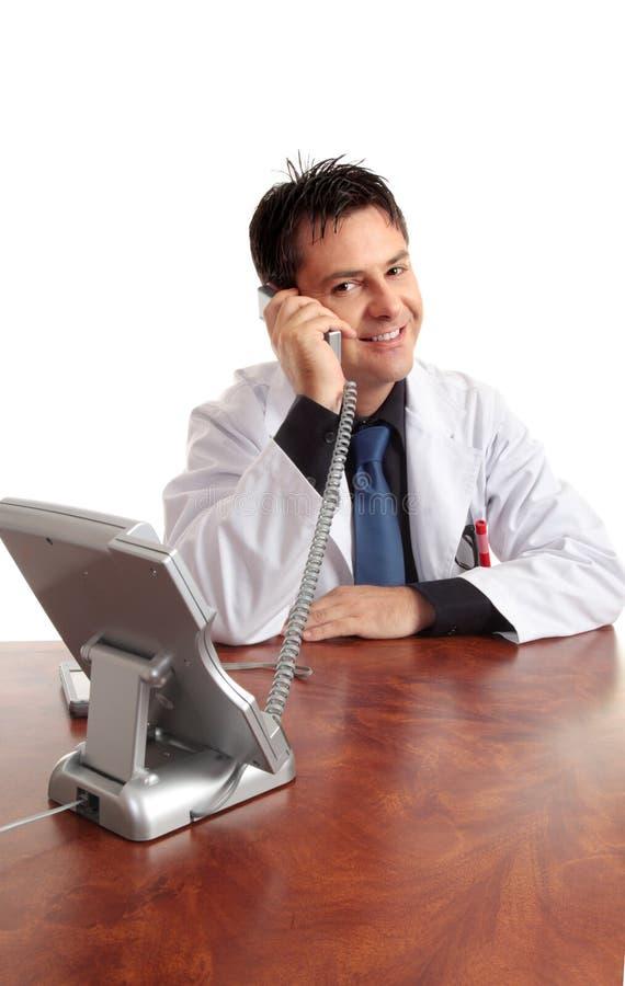 Consiglio del medico fotografie stock