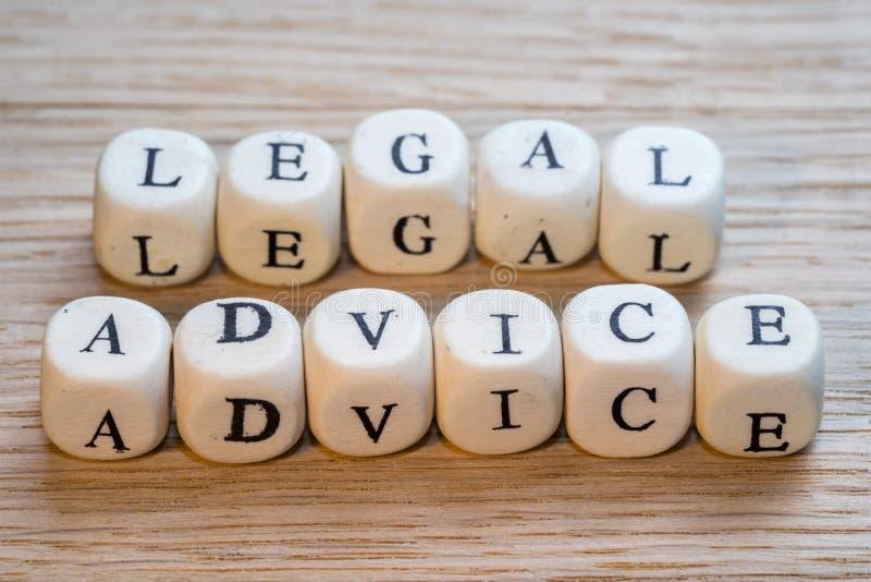 Consiglio legale fotografie stock